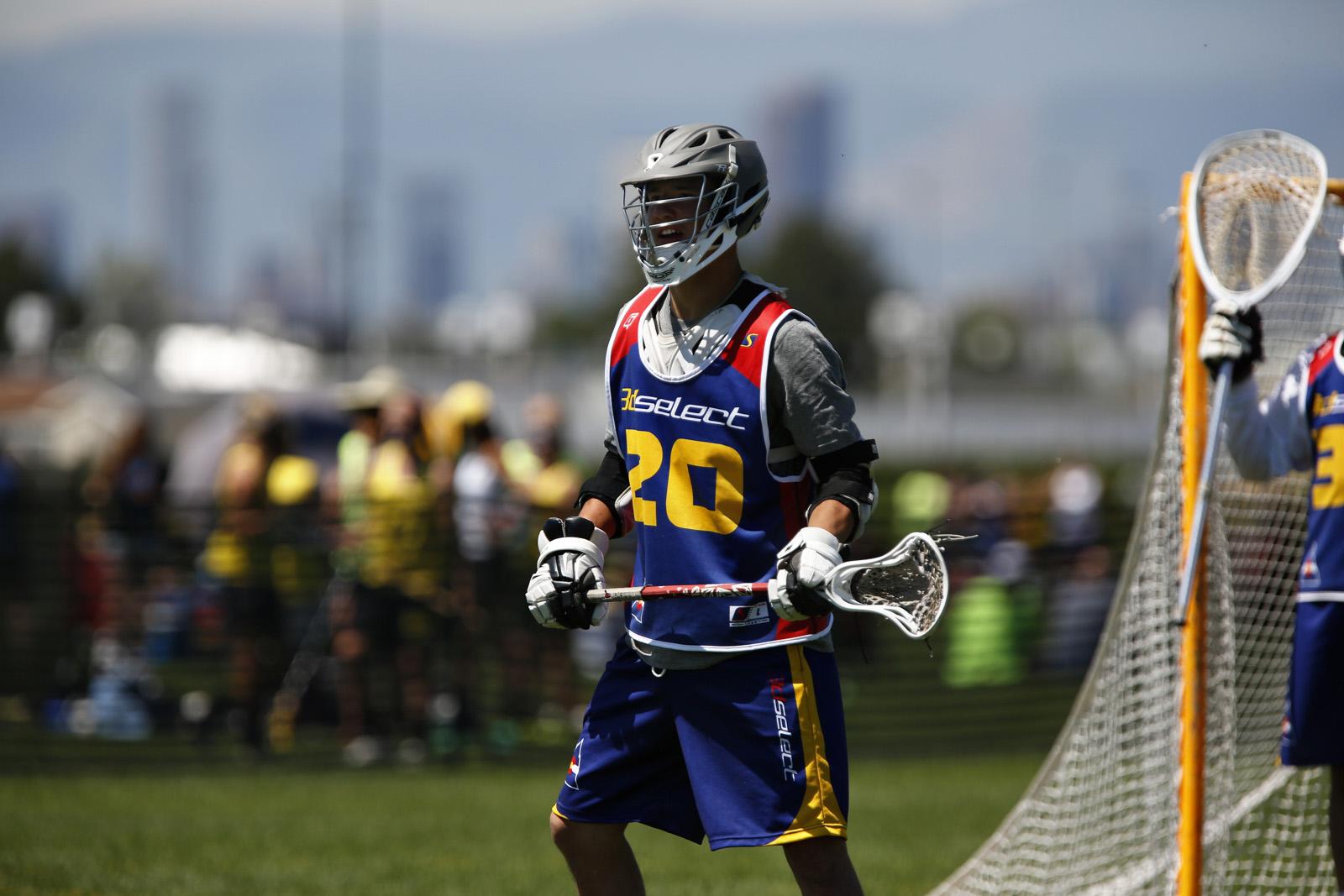 #20 - 3d Player Keaton Komatz - Heritage to Notre Dame