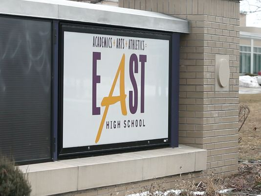 East High in Rochester, N.Y. (Photo: Carlos Ortiz, Democrat & Chronicle)