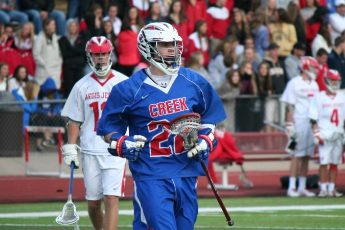 Mikey Morean, Colorado Player of the Year, Cherry Creek High School (Greenwood Village)