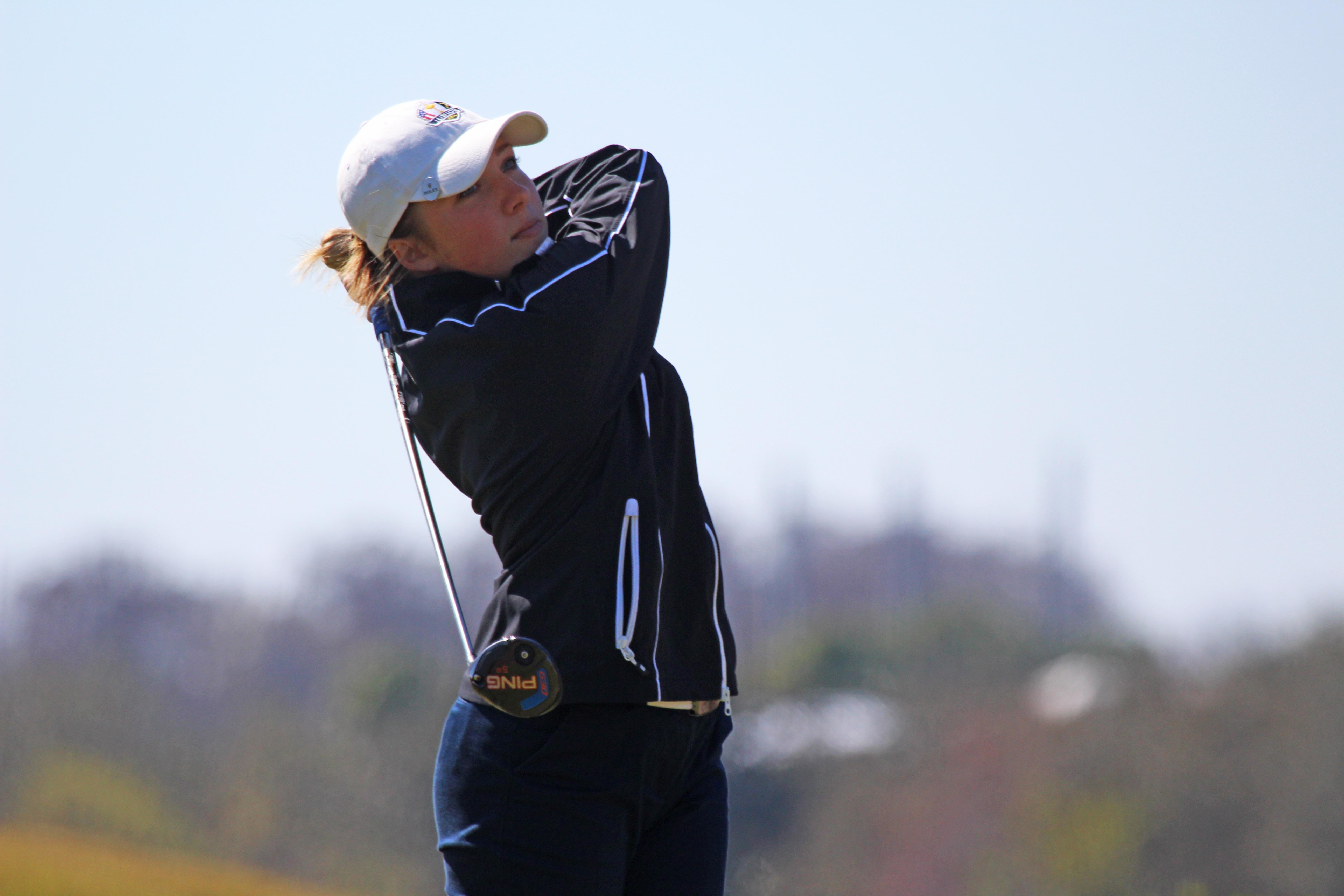 St. Mary's Prep (Fla.) junior Sierra Brooks named ALL-USA Girls Golf Player of the Year. (Photo: AJGA)