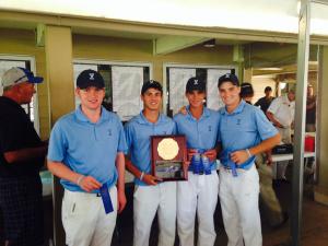 Valor Christian Boys Golf