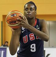 Joyner Holmes Photo: USA Basketball