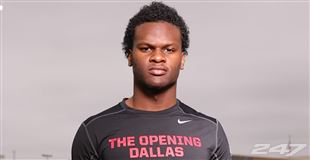 Tren'Davian Dickson committed to Texas (Photo: 247 Sports)