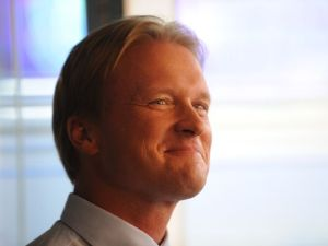Jon Gruden is serving as a passionate advocate for the Sports Matters partnership —USA TODAY Sports Images