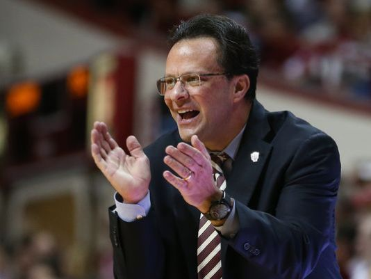Indiana basketball coach Tom Crean (Photo: Indianapolis Star)