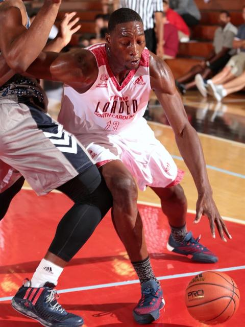 Edrice Adebayo is one of the most dominant post players in the country. / Kelly Kline