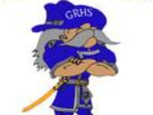 Gladbrook-Reinbeck High School's logo is the Rebel (Photo: Courtesy of Gladbook-Reinbeck)