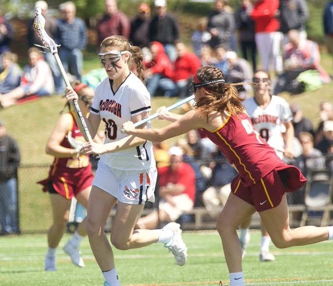 """Kelsey Cummings, sister of back-to-back Tewaaraton Award winner Taylor, hopes to shed the """"younger sister"""" tag at Maryland. (Photo: Mike Cummings)"""