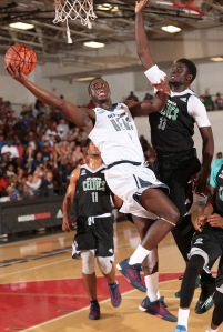 Rawle Alkins was the best player on the court. / Kelly Kline