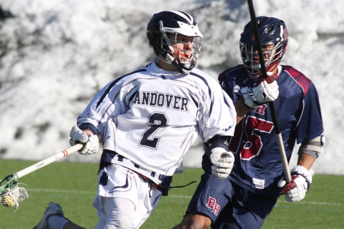 ALL USA New England Boys Lacrosse Player of the Year - Ryder Garnsey / Photo: Casey Vock