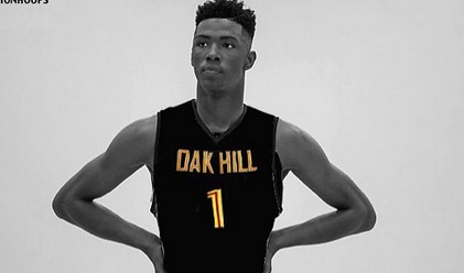 Harry Giles III's transfer to Oak Hill Academy was cheered by Oak HIll grad and Duke national champion Quinn Cook —Twitter
