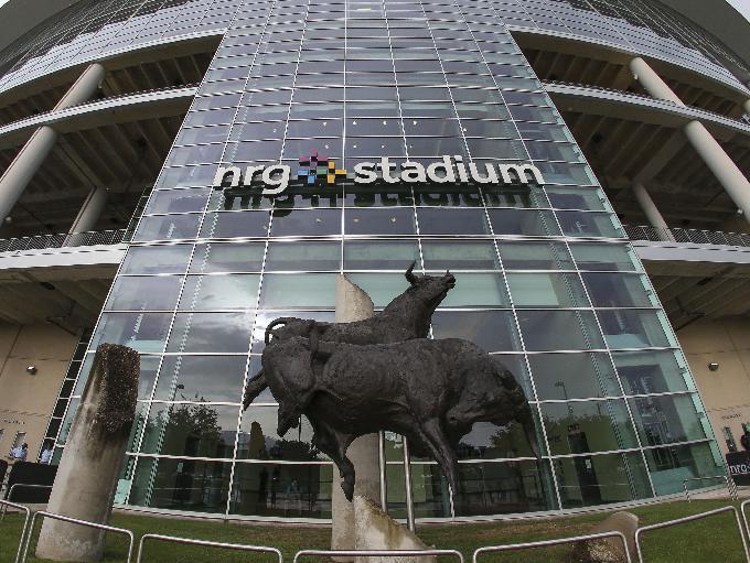 NRG Stadium in Houston (Photo: Troy Taormina, USA TODAY Sports)