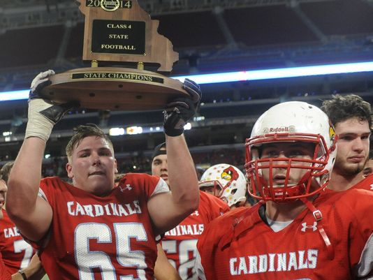 Webb City has gotten accustomed to hosting state championship trophies (Photo: Associated Press)
