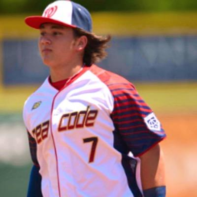 Bo Bichette is following his father's footsteps as a baseball player. (Photo: Twitter).
