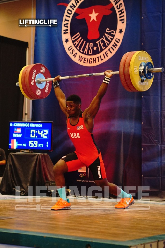 C.J. Cummings is the strongest man ever in America. (Photo: Lifting Life)