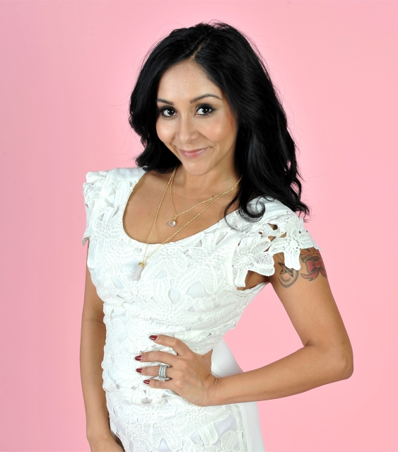 """Nicole """"Snooki"""" Polizzi once starred as a gymnast in her younger days. (Photo: Nicole Polizzi)"""