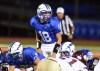 Warren Hills Regional High School quarterback Evan Murray, one of six high school football players to die since September (Photo: Larry Murphy, Lehighvalleylive.com via AP)