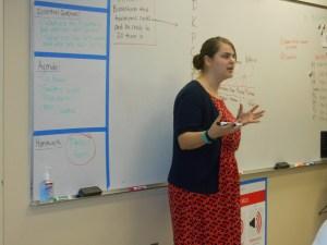 McCormick 10 Grade science teacher at chavez.