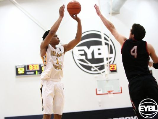 Five-star small forward Miles Bridges blew up on the Nike EYBL circuit last summer. (Photo: Jon Lopez)