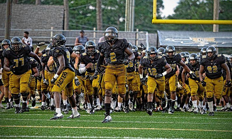 No. 5 Colquitt County (Moultrie, Ga.) advanced to the second round of the AAAAAA playoffs. (Photo: Colquitt County High Football).