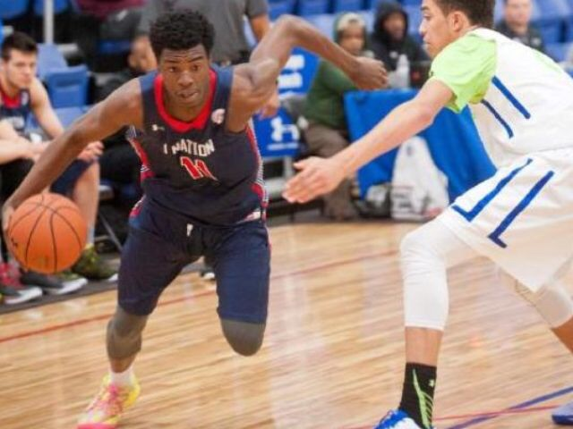 Josh Jackson is the best one-on-one player in the country.. (Photo: The CJ Louisville)