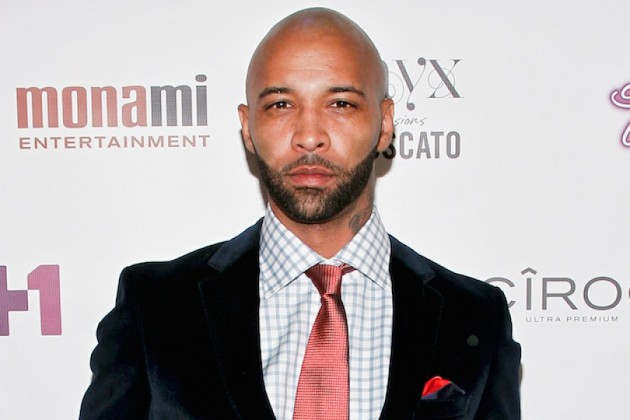 Rapper Joe Budden was once a HS basketball star. (Photo: Getty Images)