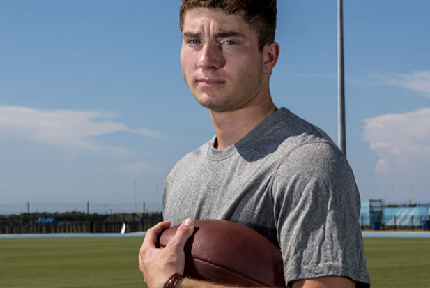 IMG Academy quarterback Shea Patterson is among the athletes featured in the #Get2TheGame series.