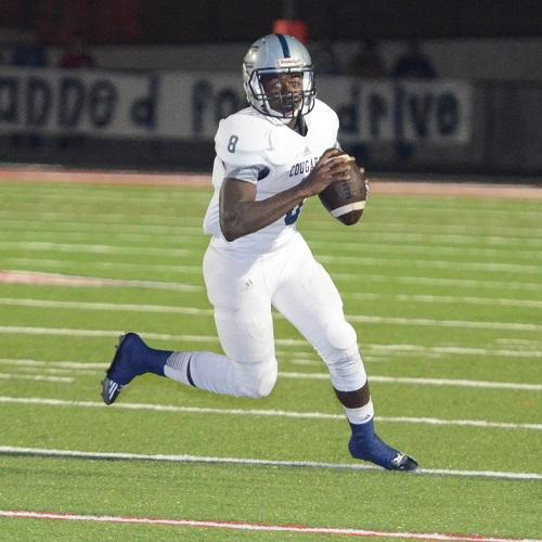 Clay-Chalkville quarterback Ty Pigrome. (Photo: Clay-Chalkville Football).