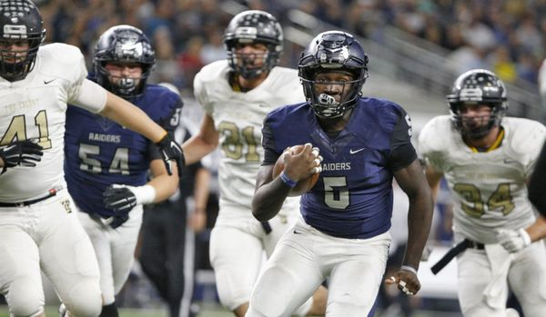 Wylie East running back Eno Benjamin (Photo: Twitter)