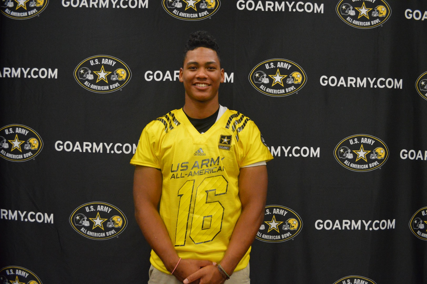 Army All-American Mique Juarez is a finalist for the Butkus Award (Photo: U.S. Army All-American Bowl)