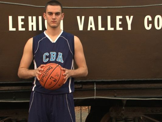 CBA's Pat Andree was one of the Shore Conference's five best players for the 2014-2015 basketball preview