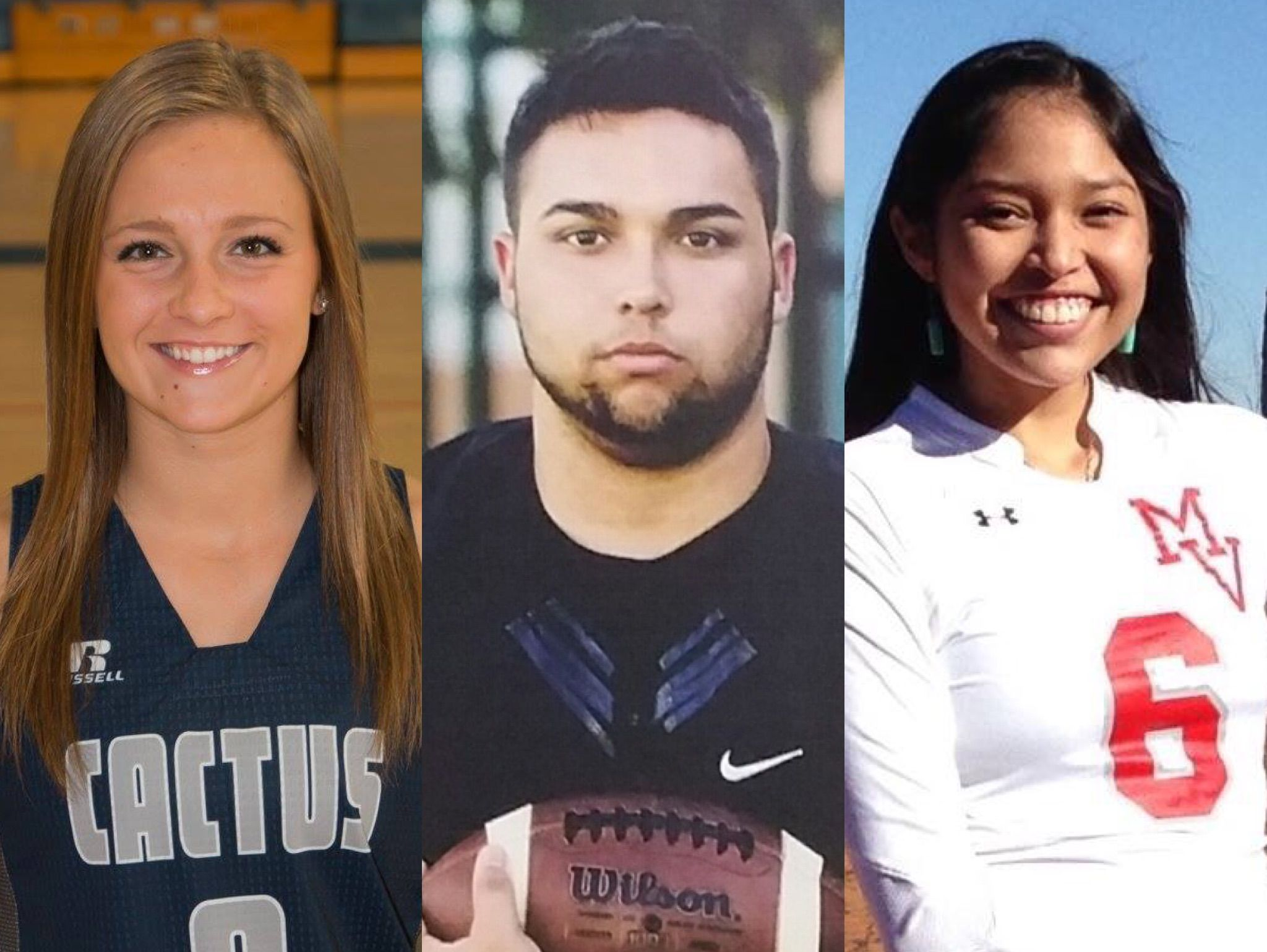 Congratulations to the Arizona Sports Awards Athletes of the Week, Nikolai Wahlers and Corinne Querrey, and the High Achiever of the Week, Nekiyah Draper, for Nov. 19-26.