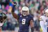 Notre Dame linebacker Jaylon Smith won the Butkus Award. (Photo: Matt Cashore, USA TODAY Sports)