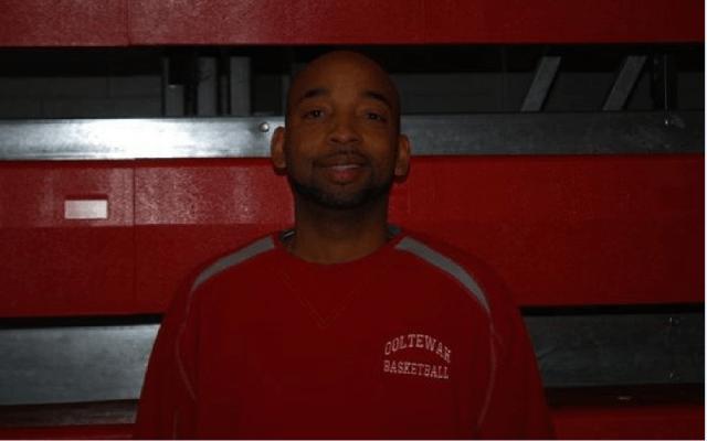 Ooltewah High School boy's varsity basketball head coach Andre Montgomery (Photo: Hamilton County Schools)