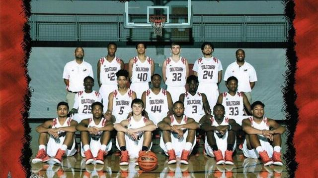 The 2014-15 Ooltewah High School boys basketball team (Photo: Ooltewah High School)
