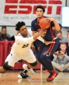 Markus Howard led No. 4 Findlay Prep to its second win in as many days at the Spalding Hoophall Classic. (Photo: Bob Blanchard, RJB Sports).