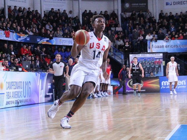 Wendell Carter Jr. will be a McDonald's All American in 2017. (Photo: USA Basketball)