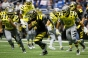 Mecole Hardman (4) returns a punt during the 2016 US Army All-American Bowl. (Photo: Soobum Im)