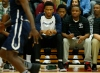 Sierra Canyon's Marvin Bagley (center) watches as the team competes at the Hoophall Classic. (Photo: David Butler II, USA TODAY Sports Images)