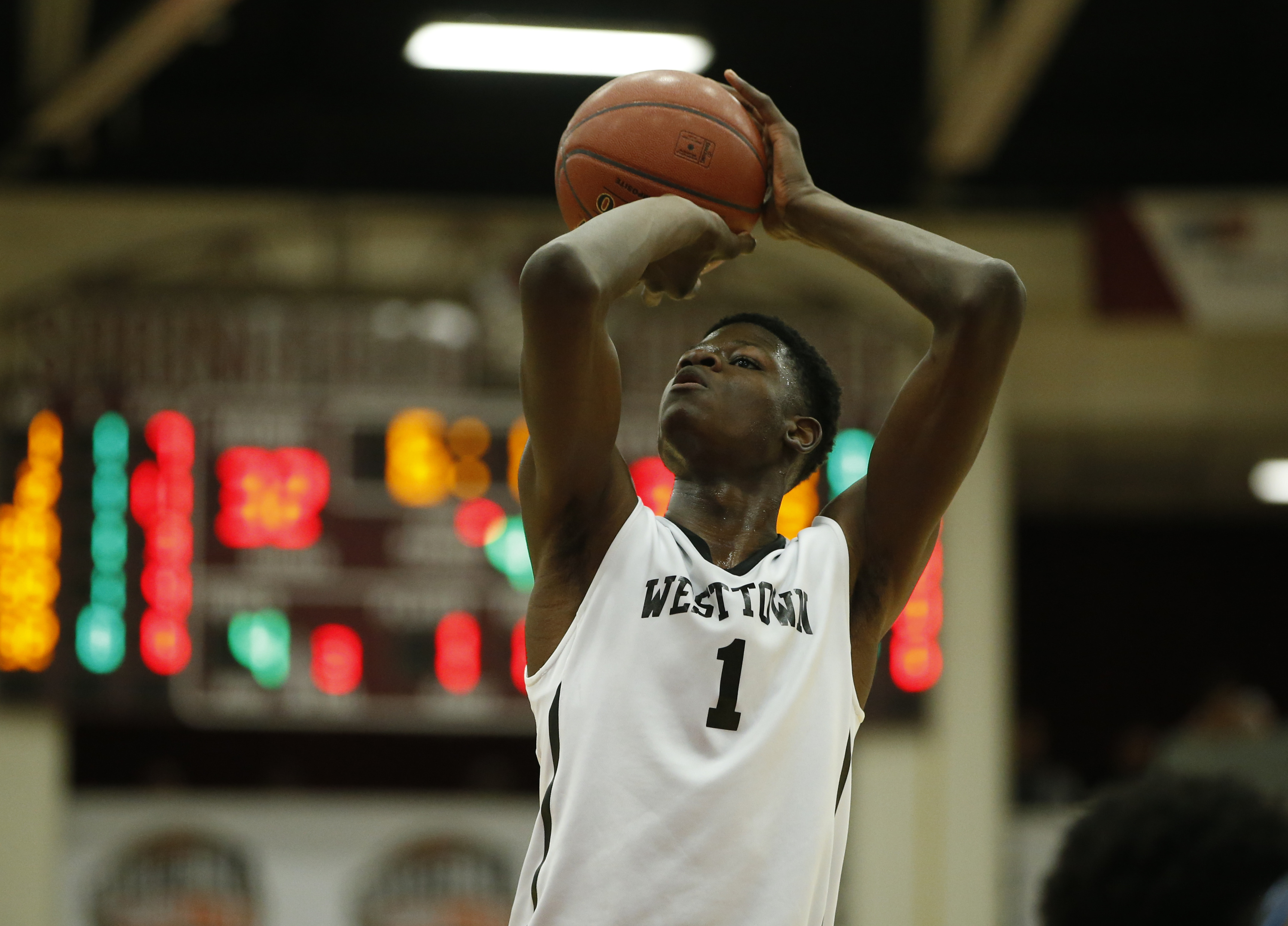 Mohamed Bamba wants to beat the odds. (Photo: David Butler II, USA Today Sports)