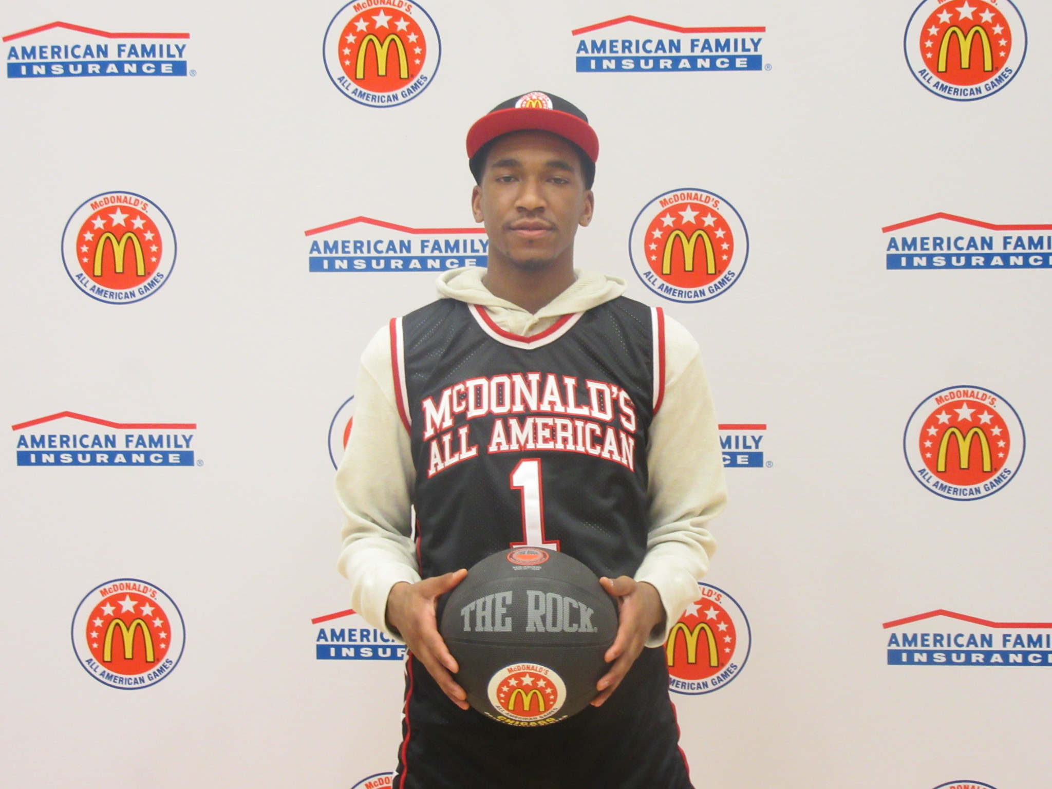Malik Monk will be one of the most exciting players to watch at the McDonald's AA Game. (Photo: McDonald's All American Game)