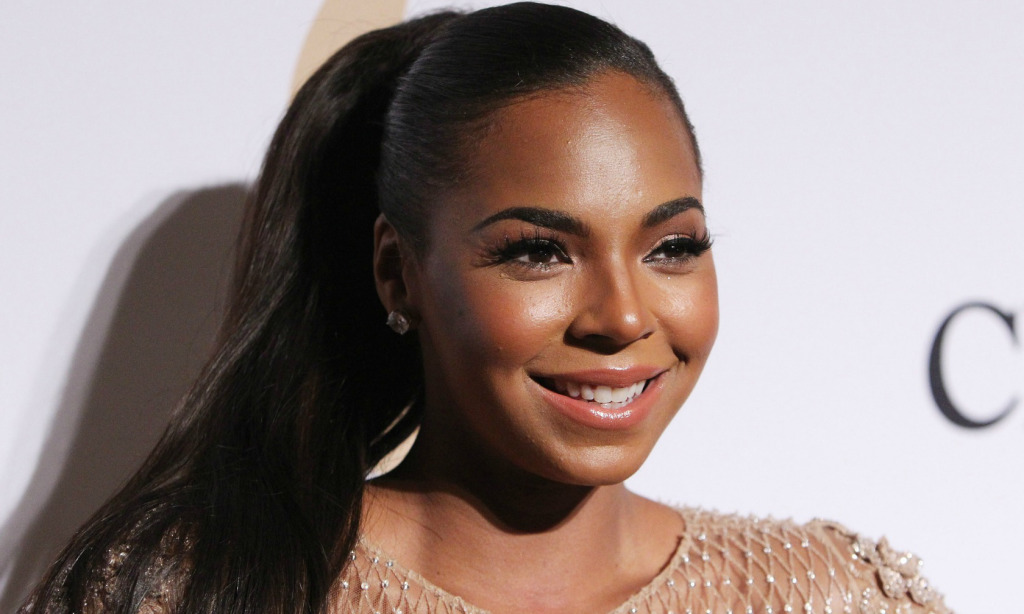 Ashanti once starred as a triple jump champion. (Photo: Getty Images)