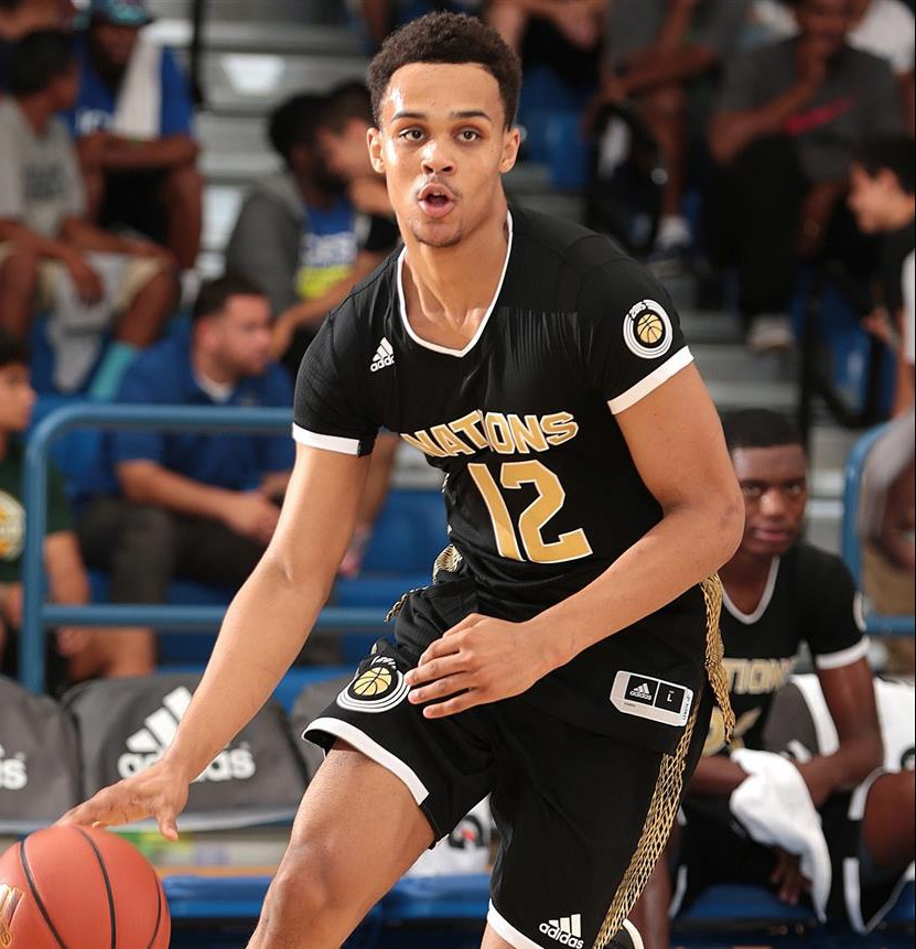 Gary Trent Jr. is one of the best basketball players in the country. (Photo: adidas)