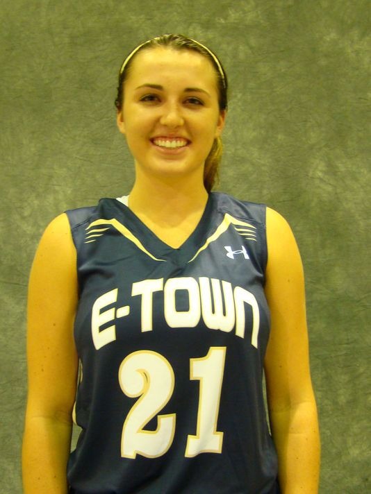 Erin Boley of Elizabethtown, Ky., was one of two Notre Dame signees on the Naismith Trophy Girls Basketball All-American Team.