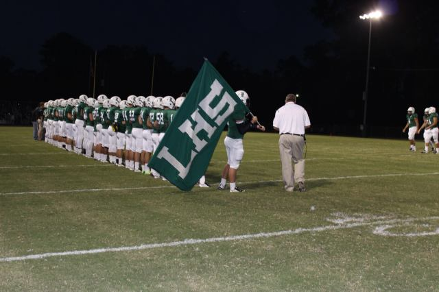 The Livingston (Texas) football team has gone from Class 5A to 4A and back to 5A in a matter of months. (Facebook)