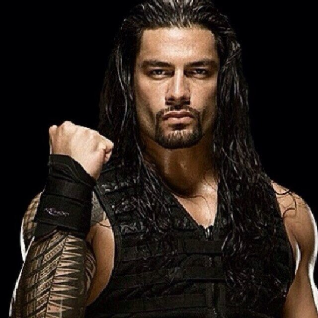 WWE star Roman Reigns is ready for WrestleMania. (Photo: WWE)