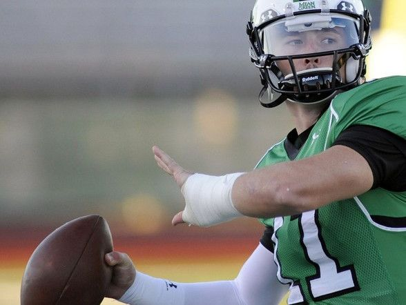 Former Southlake Carroll quarterback Riley Dodge (Photo: USA TODAY Sports Images)