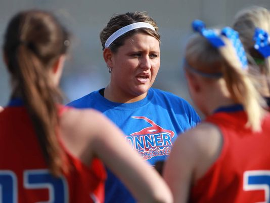 Conner coach Kristin Koors has guided the Cougars softball team for several years, including a 33rd District championship in 2011. (Photo: file photo)