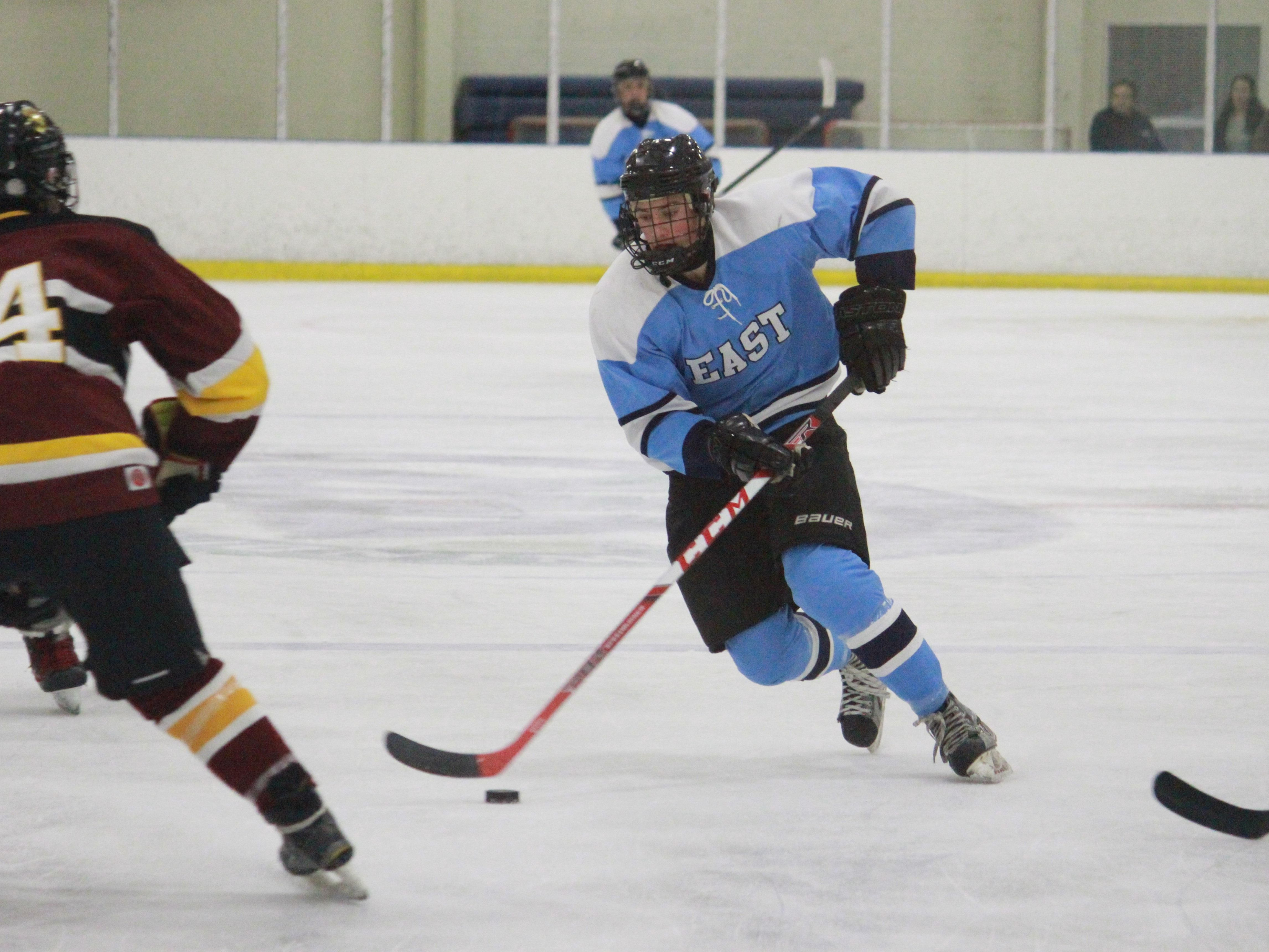 Zach Noble of Toms River East
