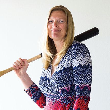 Justine Siegal (Photo: BaseballForAll)